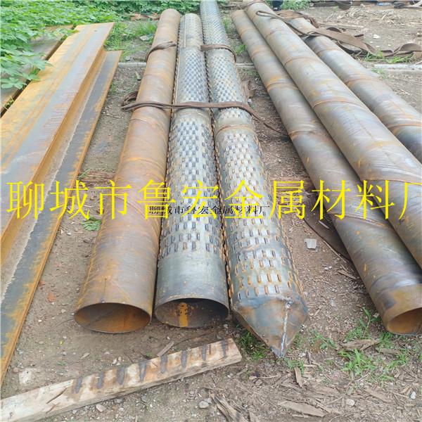 吉林深井滤水钢管厂家 打井专用桥式滤水管现货 饮水用井管厂