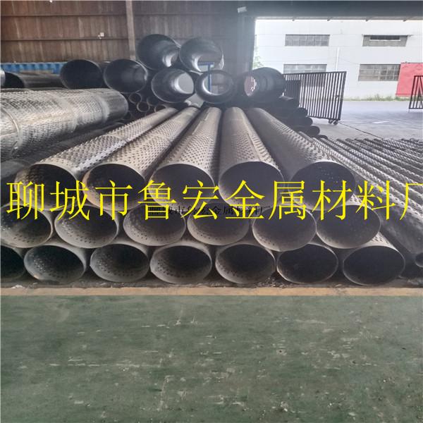 淮北镀锌井管厂家 专孔钢管现货 吃水井管厂