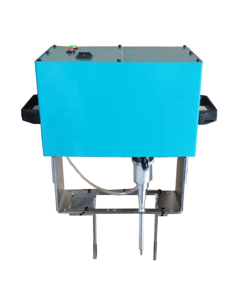 济南轩一 电动车打码机 摩托车大架号发动机刻字机 电脑型气动打标机