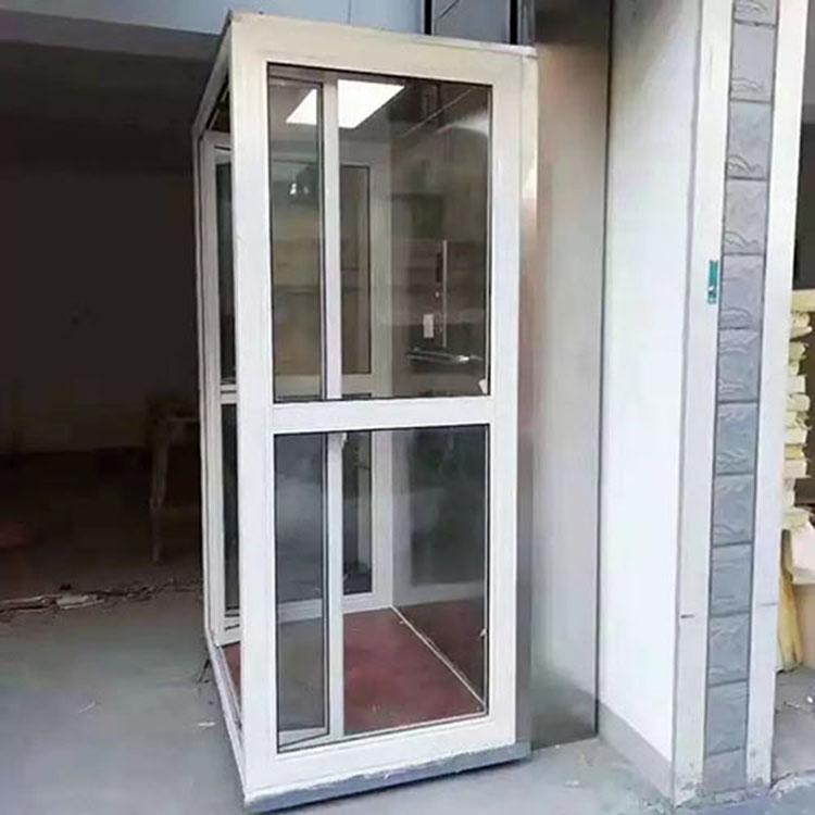 二层三层四层乘客电梯 别墅电梯 家用电梯 住宅电梯 无机房电梯