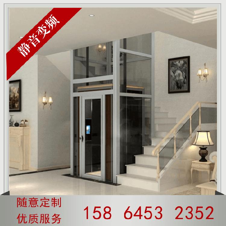 三层家用别墅电梯 观光小型家用电梯价格 济南京诚 集研发生产为一体的一站式服务