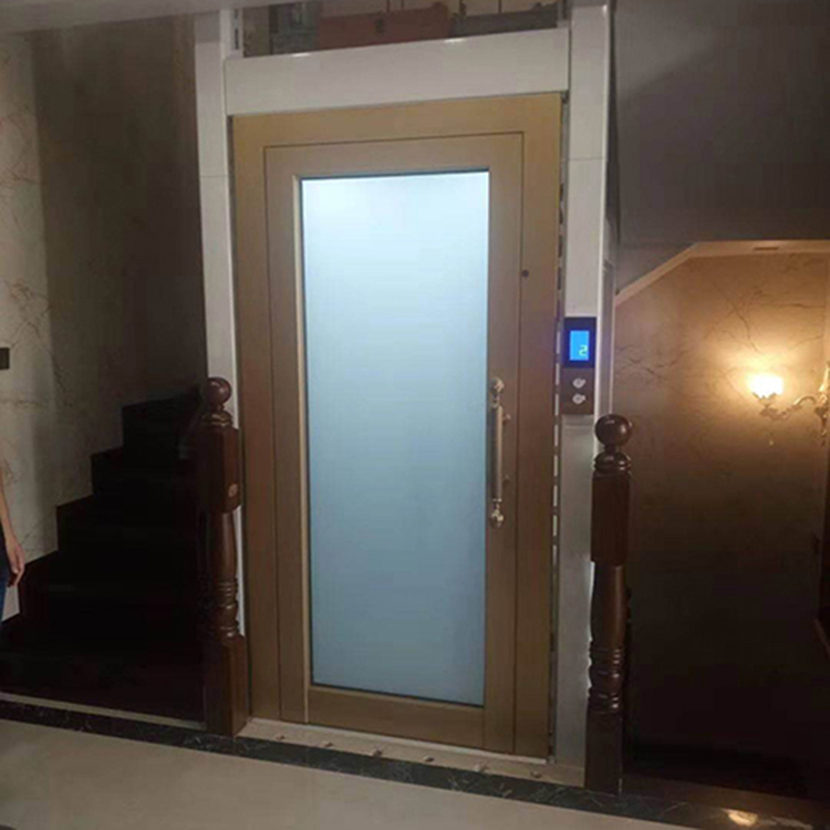 家用电梯液压升降机 阁楼别墅复式楼无障碍残疾人二层三层电梯 济南京诚JNJC0.3-39